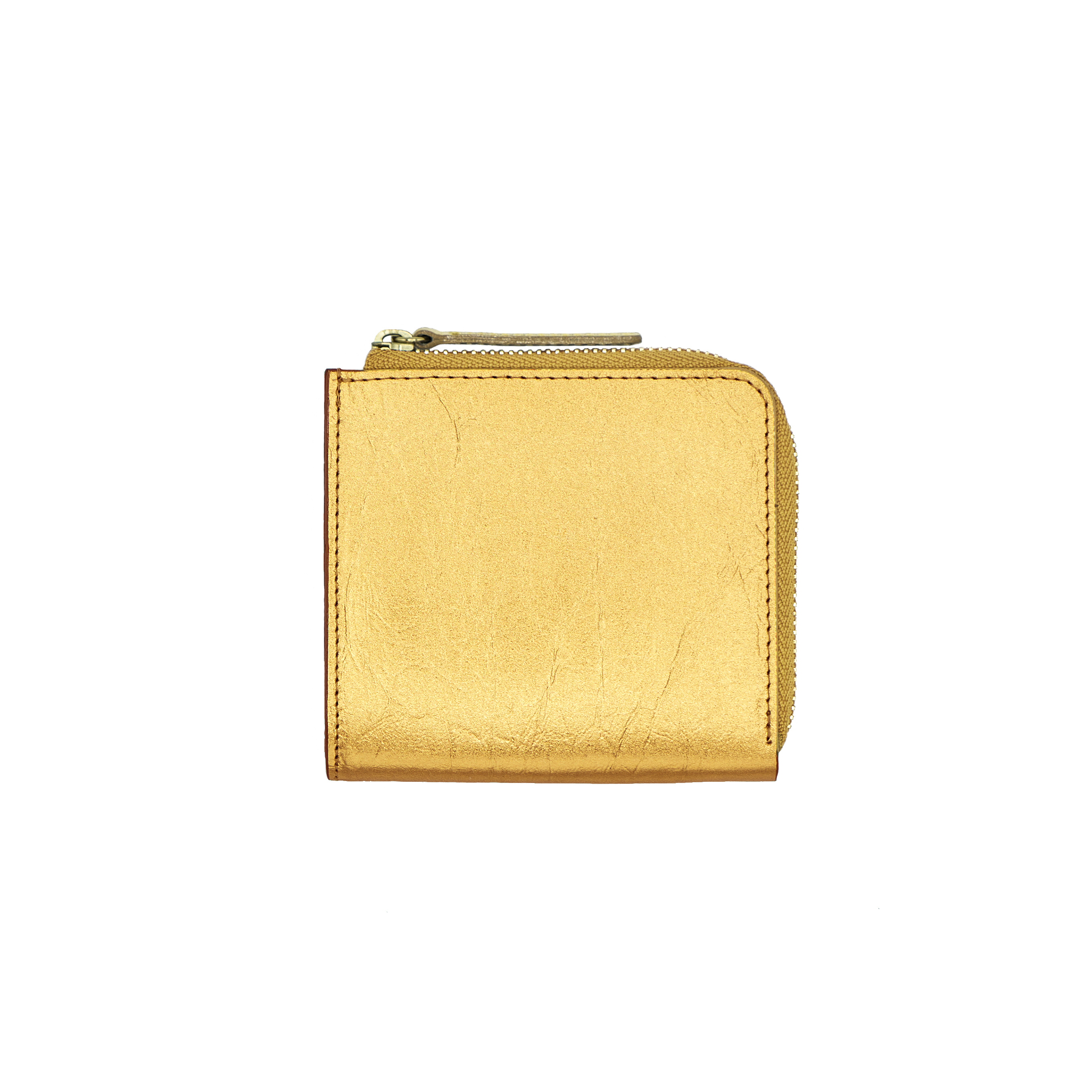 《財布S》TIN BREATH Small purse Gold