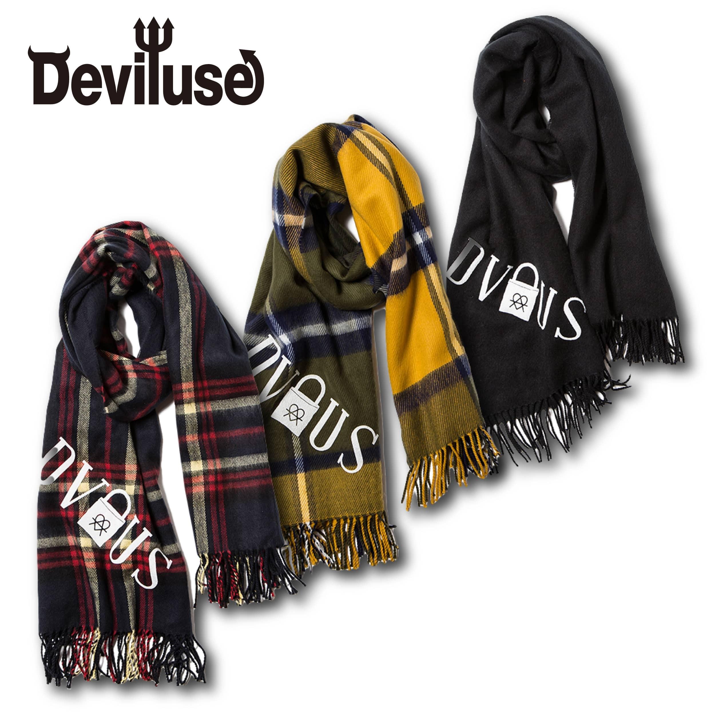 Deviluse(デビルユース) | Padlock Stole
