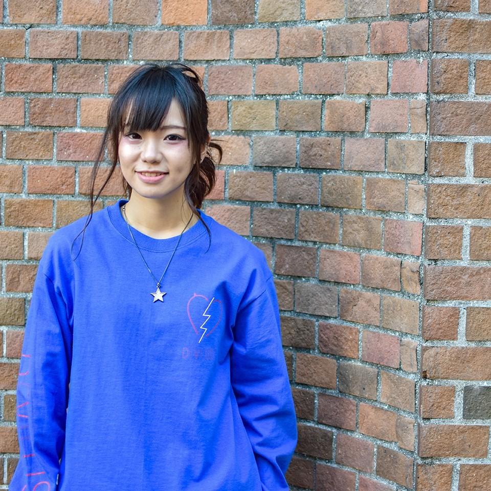 Deviluse(デビルユース) | Neon L/S T-shirts(Blue)