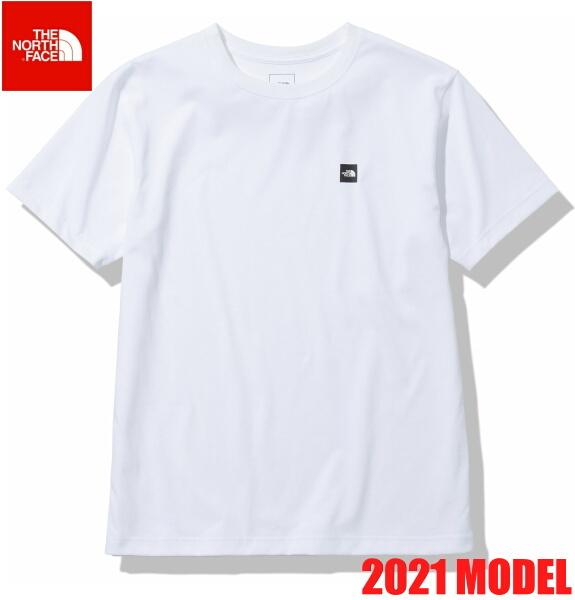ノースフェイス 半袖 Tシャツ メンズ THE NORTH FACE ショートスリーブスモールボックスロゴティー 2021年モデル NT32147 ホワイト