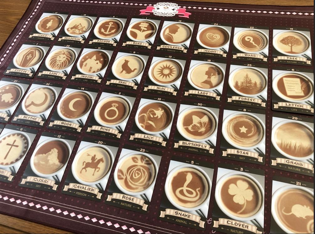 【クロス】リバーシブル・カードクロス