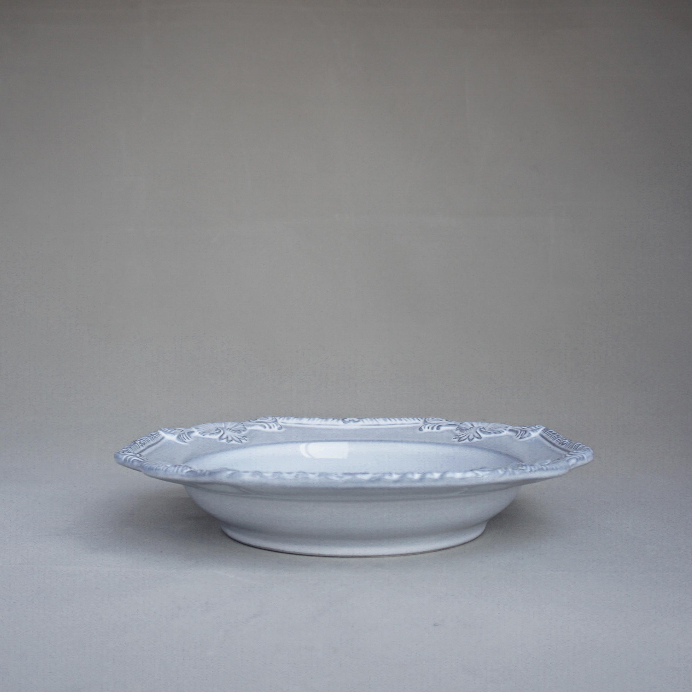 グレーシュ ルネッサンスパスタプレート (25cm)