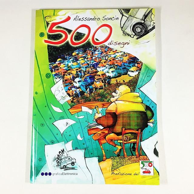 Alessandro Soncin 500 disegni【1冊のみ】【税込価格】