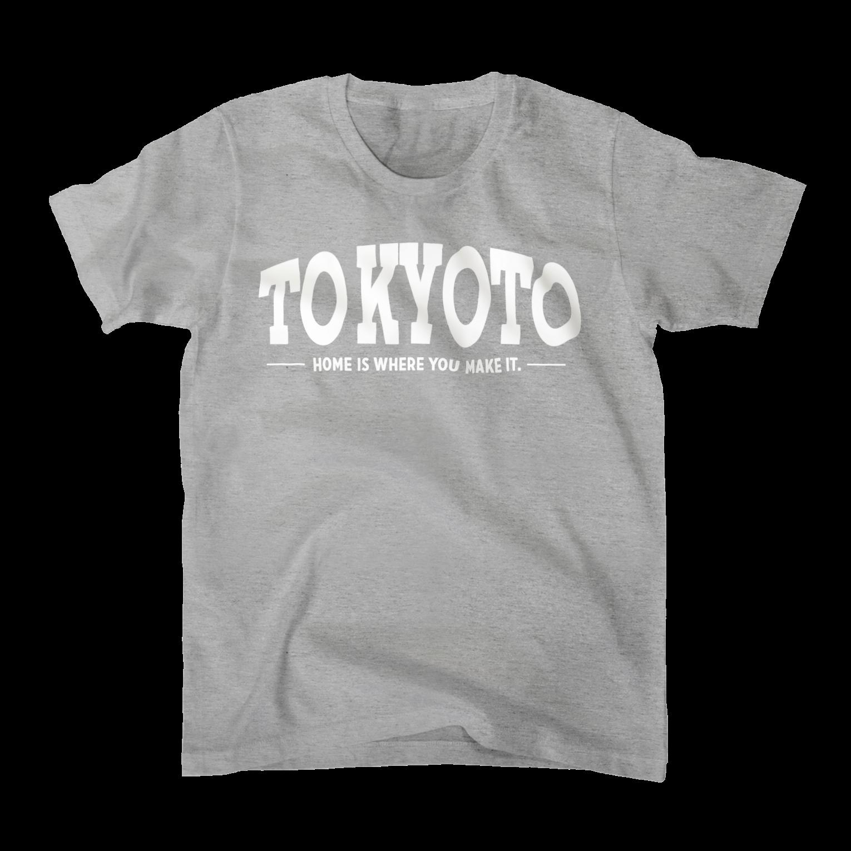 TOKYOTO to KYOTO T-shirt