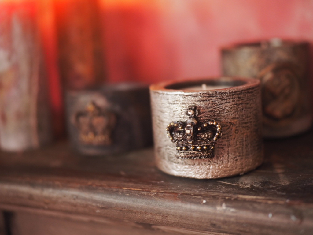 Vintage candle 2