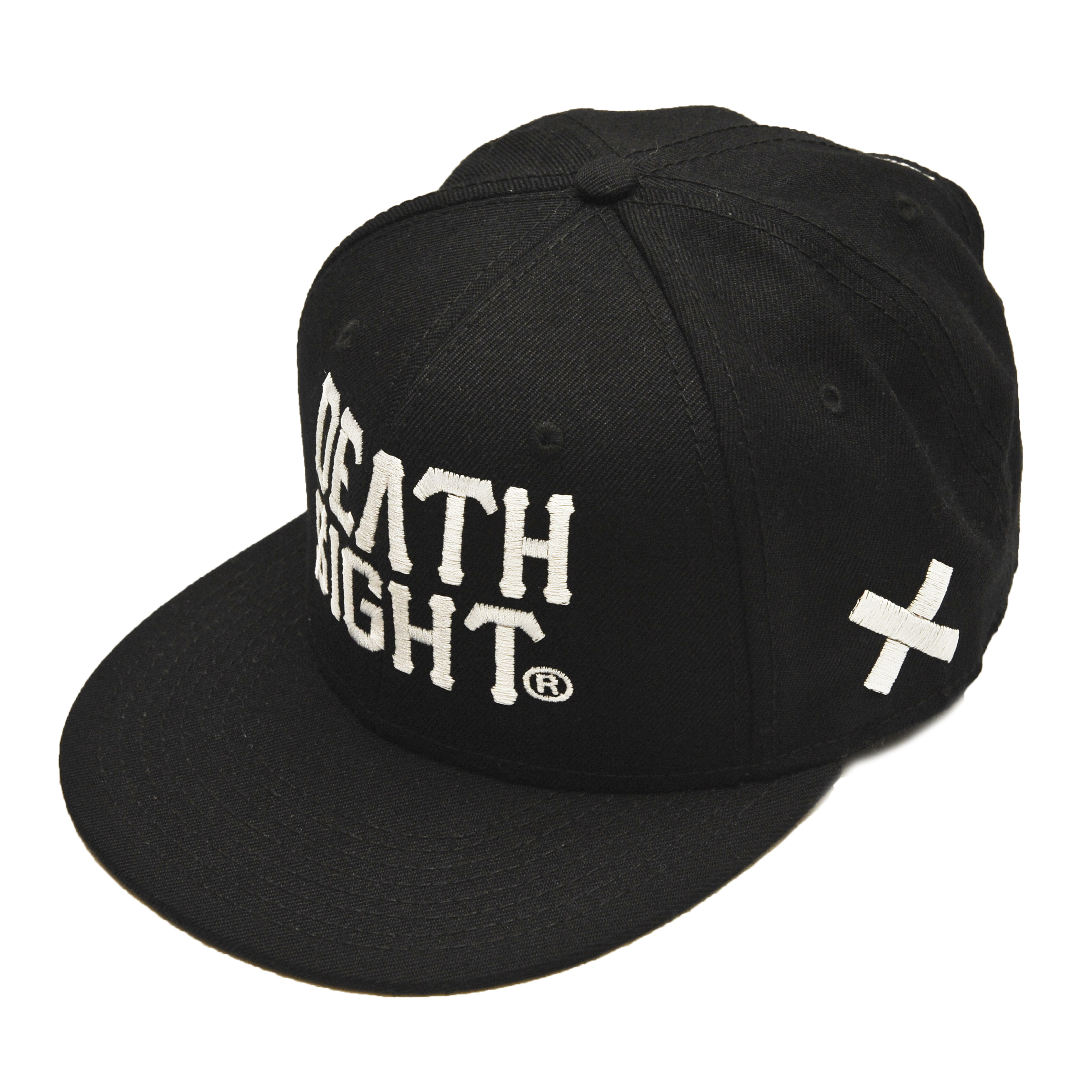 deathsight 17 Logo Cap / BLACK - 画像1