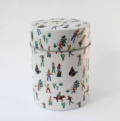 Coffee Canister Nathalie Lete
