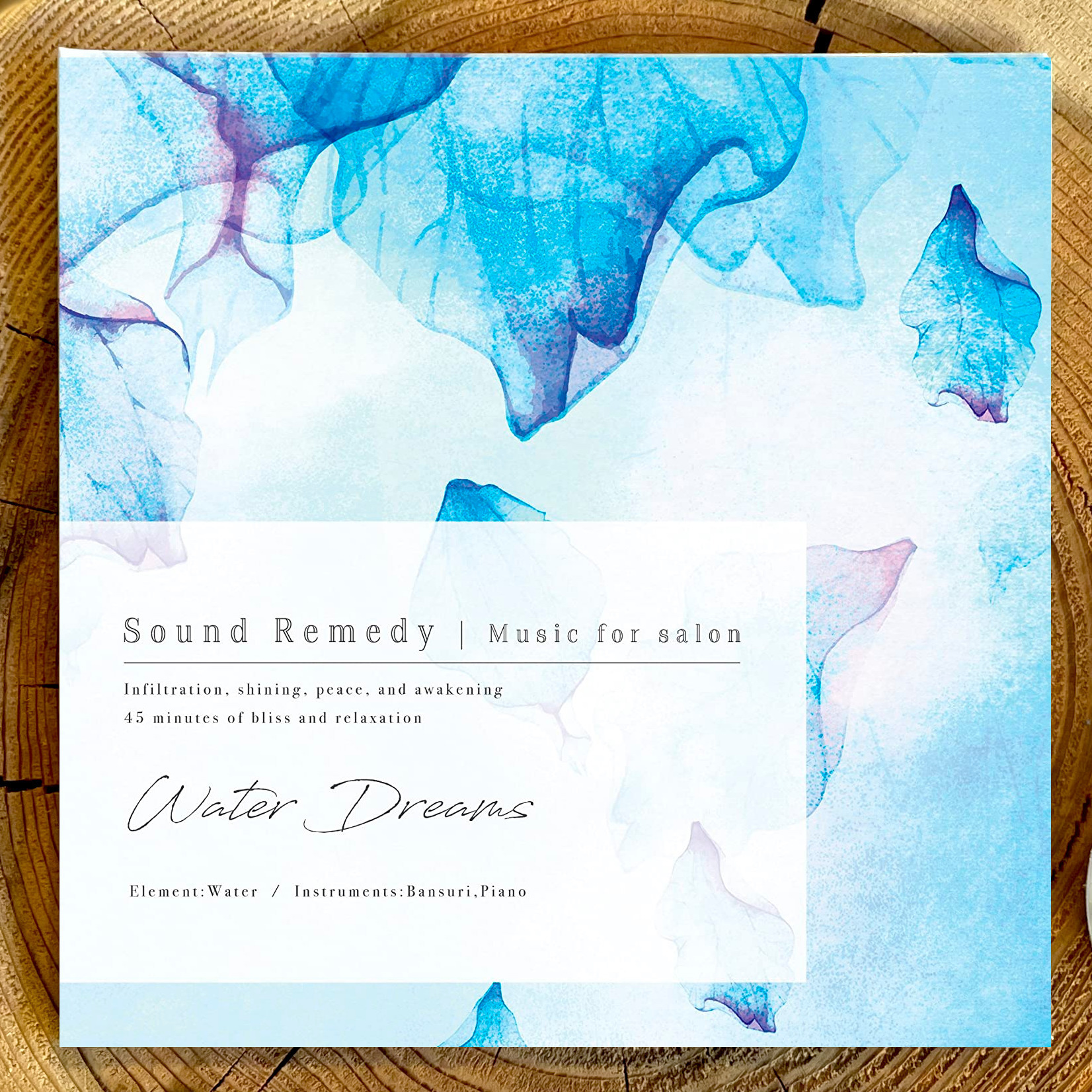 Sound Remedy ~Music for salon~ / Water Dreams(CD)