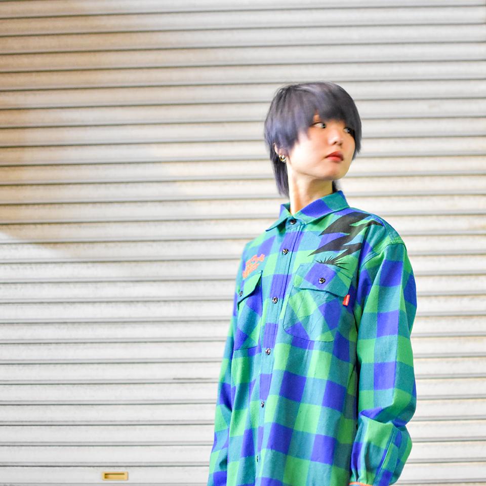 ROLLING CRADLE(ロリクレ) | RAKURAI NEL / Green