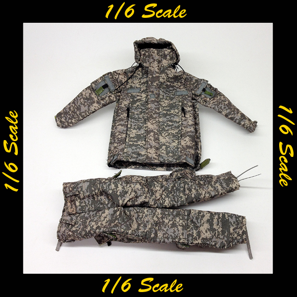 【01613】 1/6 VH Mountain OPS ACU 戦闘服