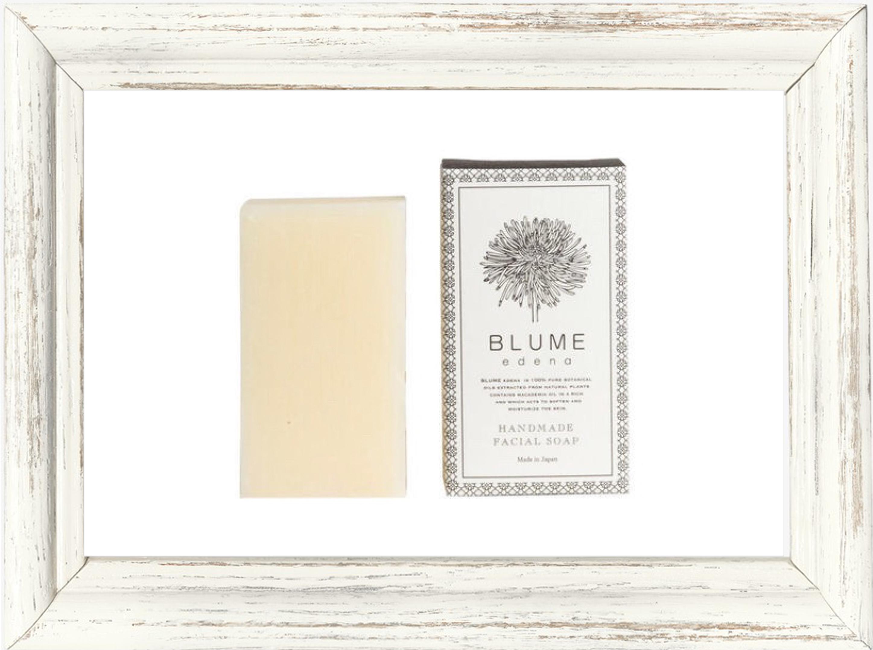 石鹸洗顔▶︎BLUME edena オイルリッチトリートメントソープ