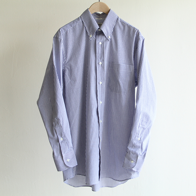 INDIVIDUALIZED SHIRTS【 mens 】 graph check shirts