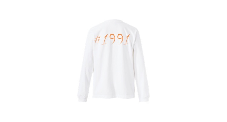 1991 pop long T-shirts (OR)