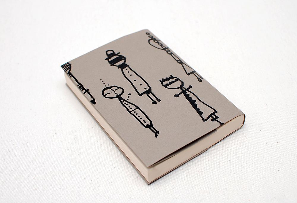 紙のブックカバー02