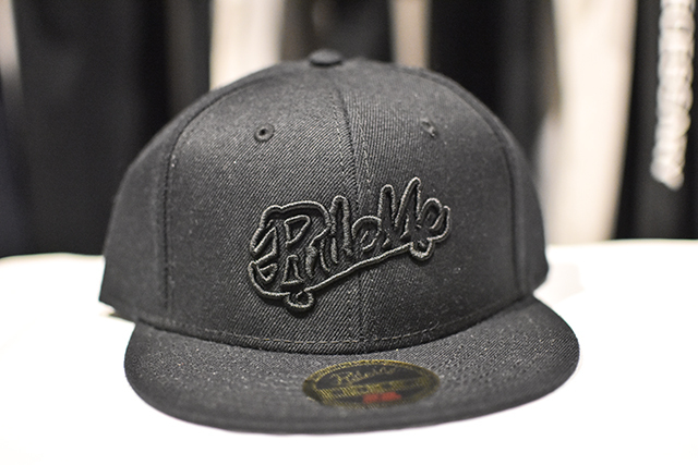 RideMe(ライドミー) | Snap Back Cap B.BLACK
