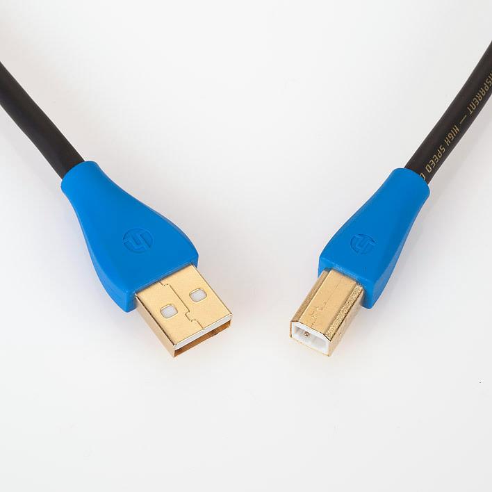 USBケーブル (A>B) 90cm