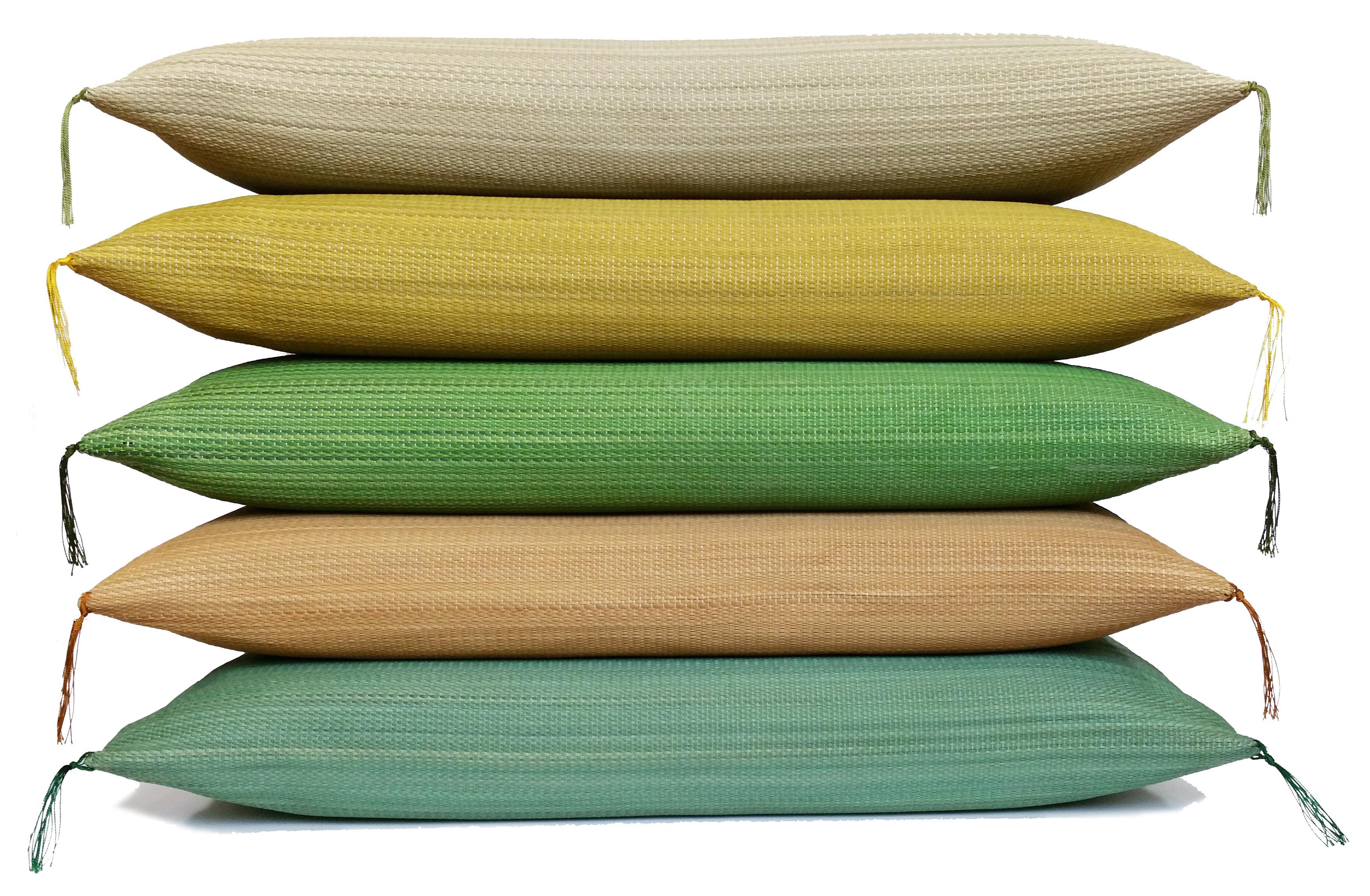 【純国産 い草座布団】5枚セット Rush Grass Cushion  set of 5