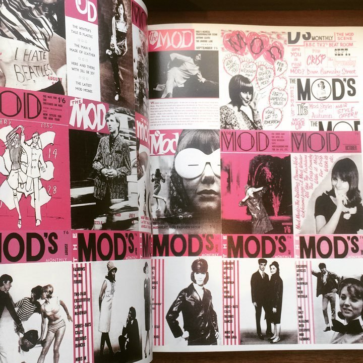 モッズ写真集「Mod a Very British Phenomenon/Terry Rawlings」 - 画像4