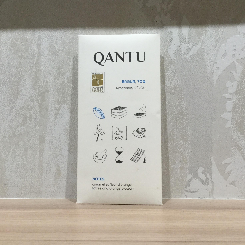 【QANTU/カントゥ】バグア70%アマゾナス