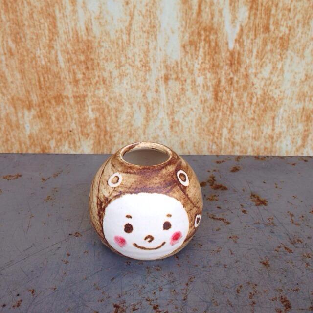 ひつじのてしごと 花瓶