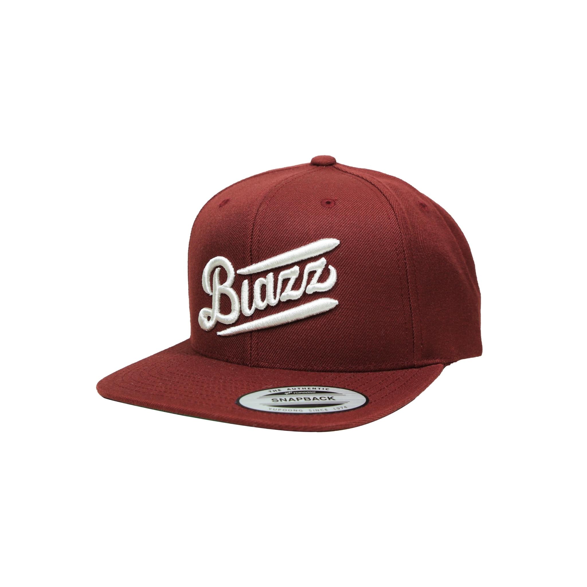 Blunt's Blazz B.B CAP 2020 [BURGUNDY / WHITE]