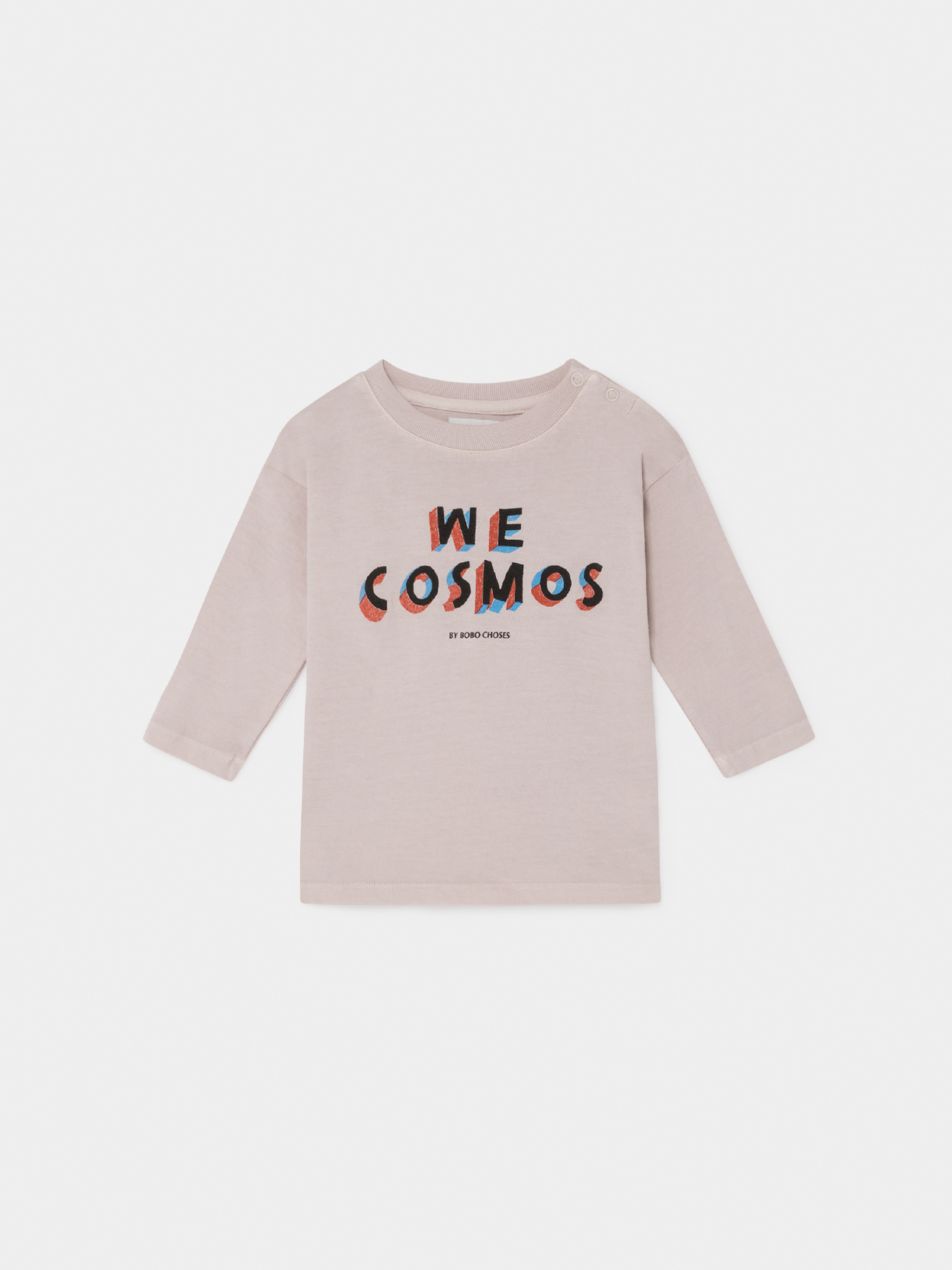 《BOBO CHOSES 2019AW》We Cosmos long sleeve T-shirt / 6-36M