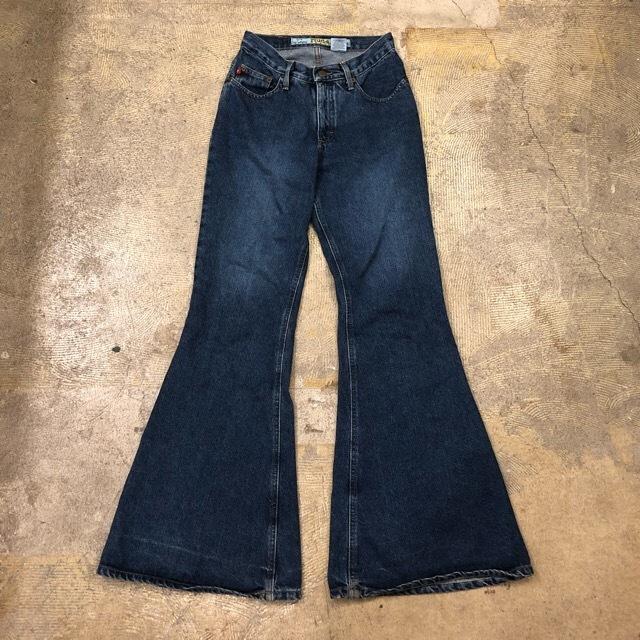 Mudd Jeans Flare Denim Pants ¥6,200+tax