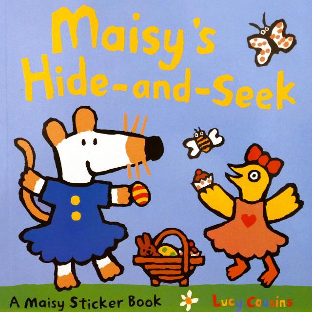 Maisy's Hide and Seek