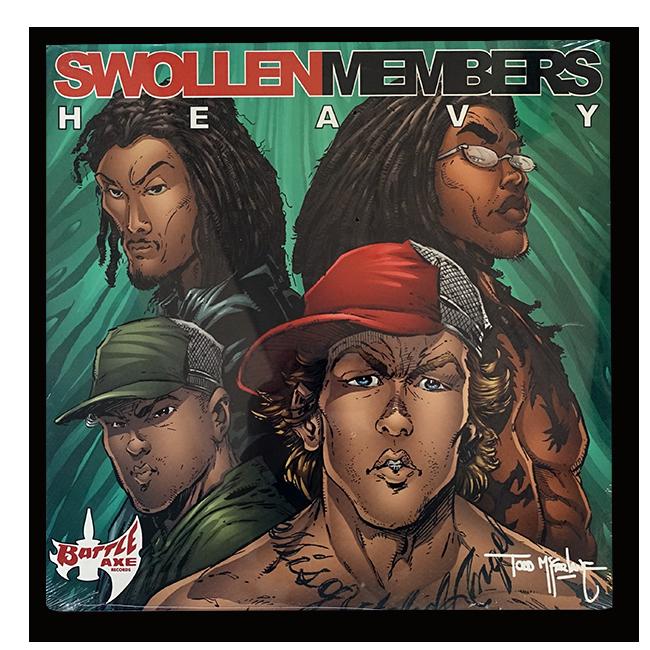 Swollen Members – Heavy (2LP) - 画像1