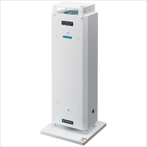 【送料無料】岩崎電気 空気循環式 紫外線 清浄機 エアーリア コンパクト