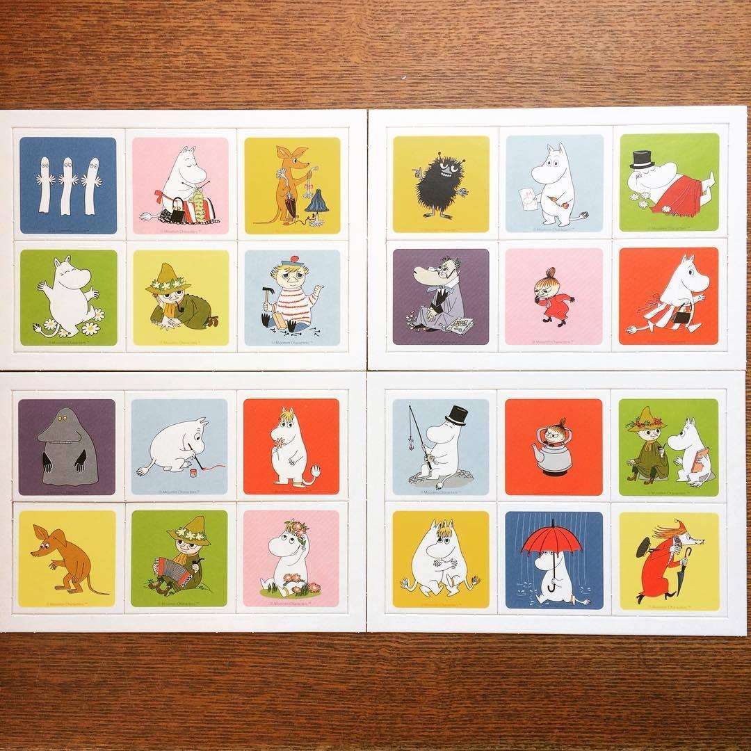 おもちゃ「ムーミン メモリーゲーム」  - 画像2