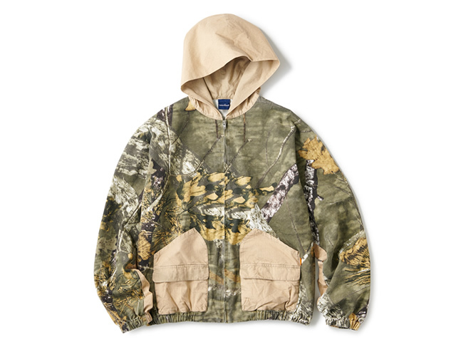 INTERBREED|Field Game Jacket