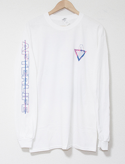 【AFTERLIFE】Sacrifice Long Sleeve (White)