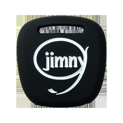Jimny シリコンキーケース(ブラック)
