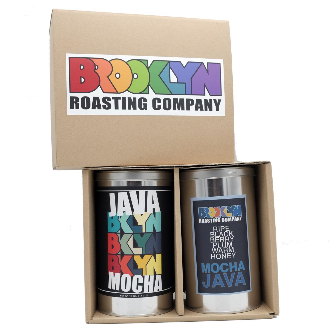 Mocha Java × Java Mocha 飲み比べ 2缶セット