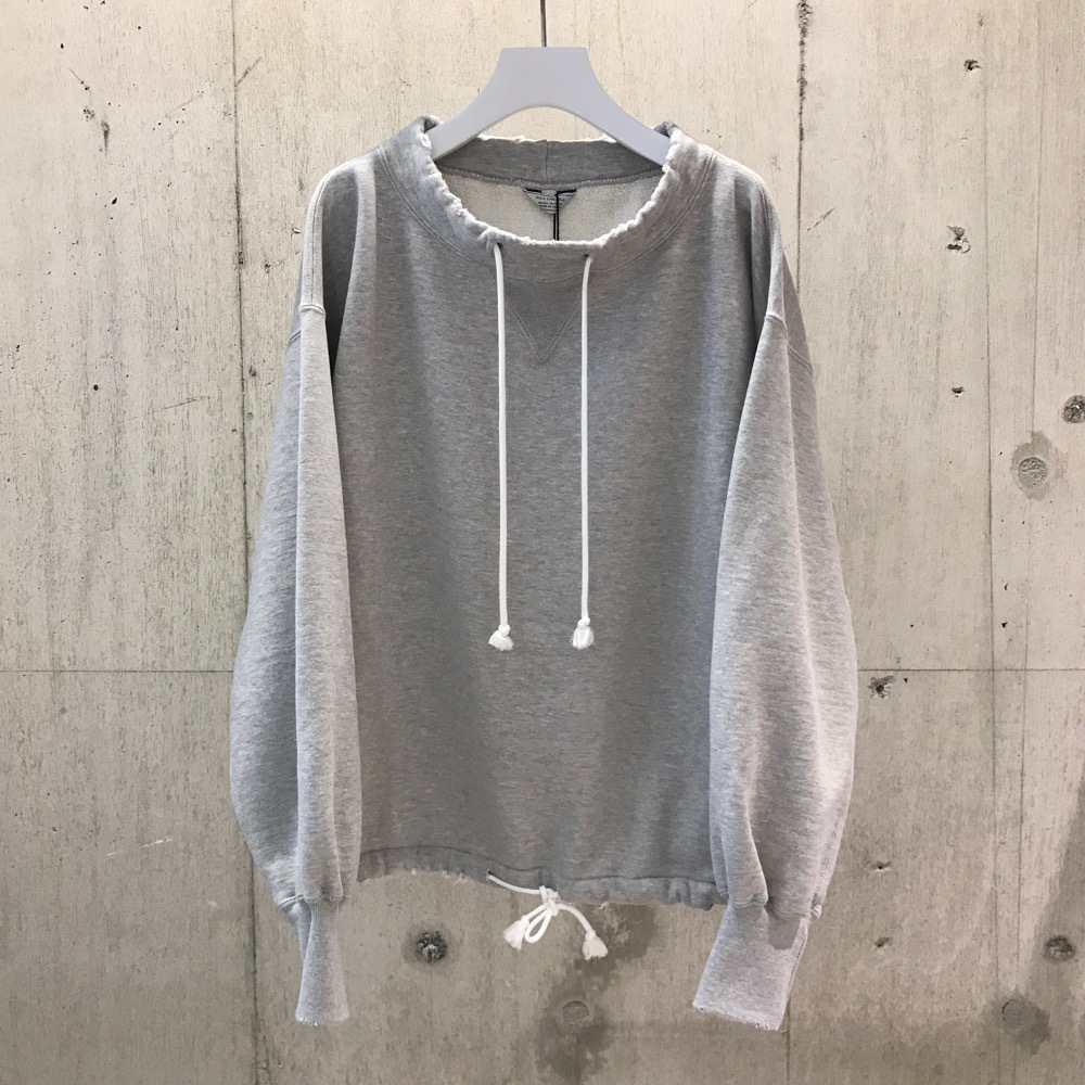 FILL THE BILL  MOCK NECK SWAET GRAY【WOMENS】