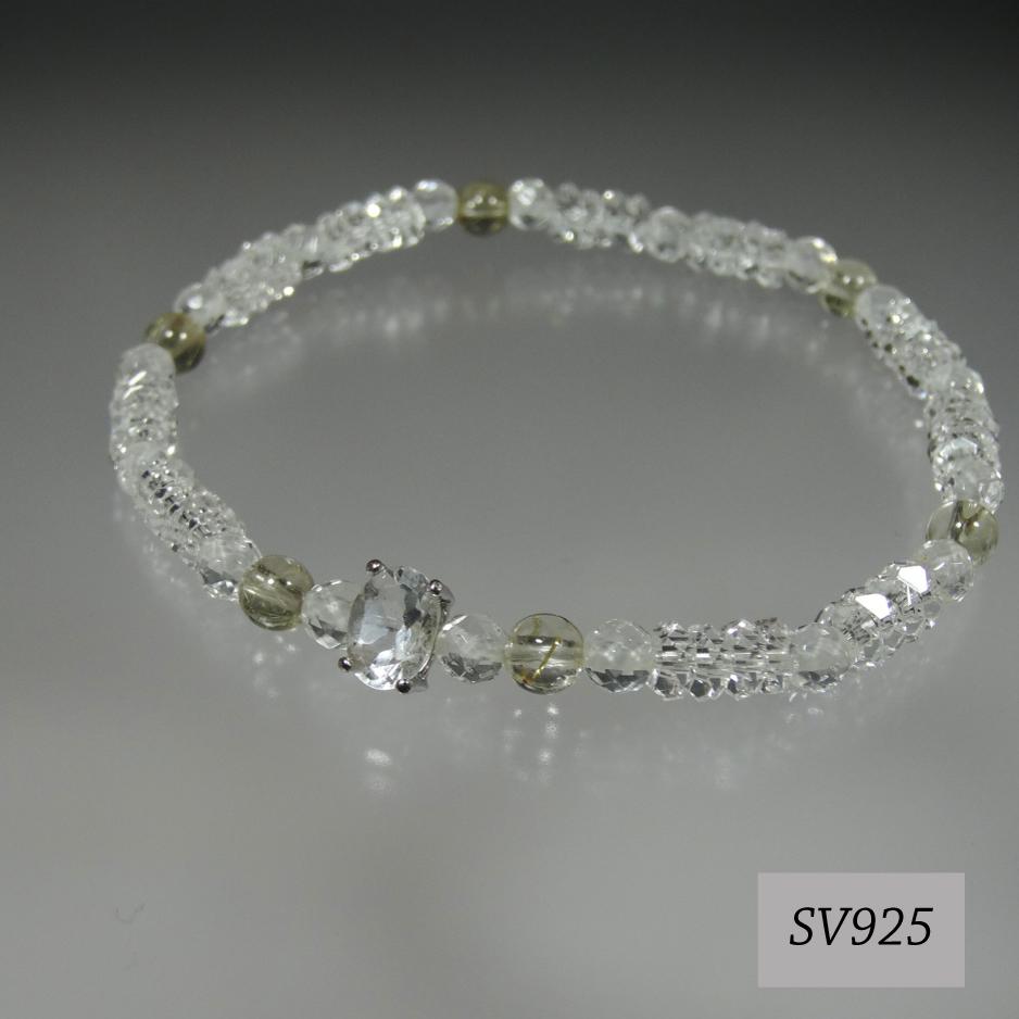 ジェムブレスSV 水晶