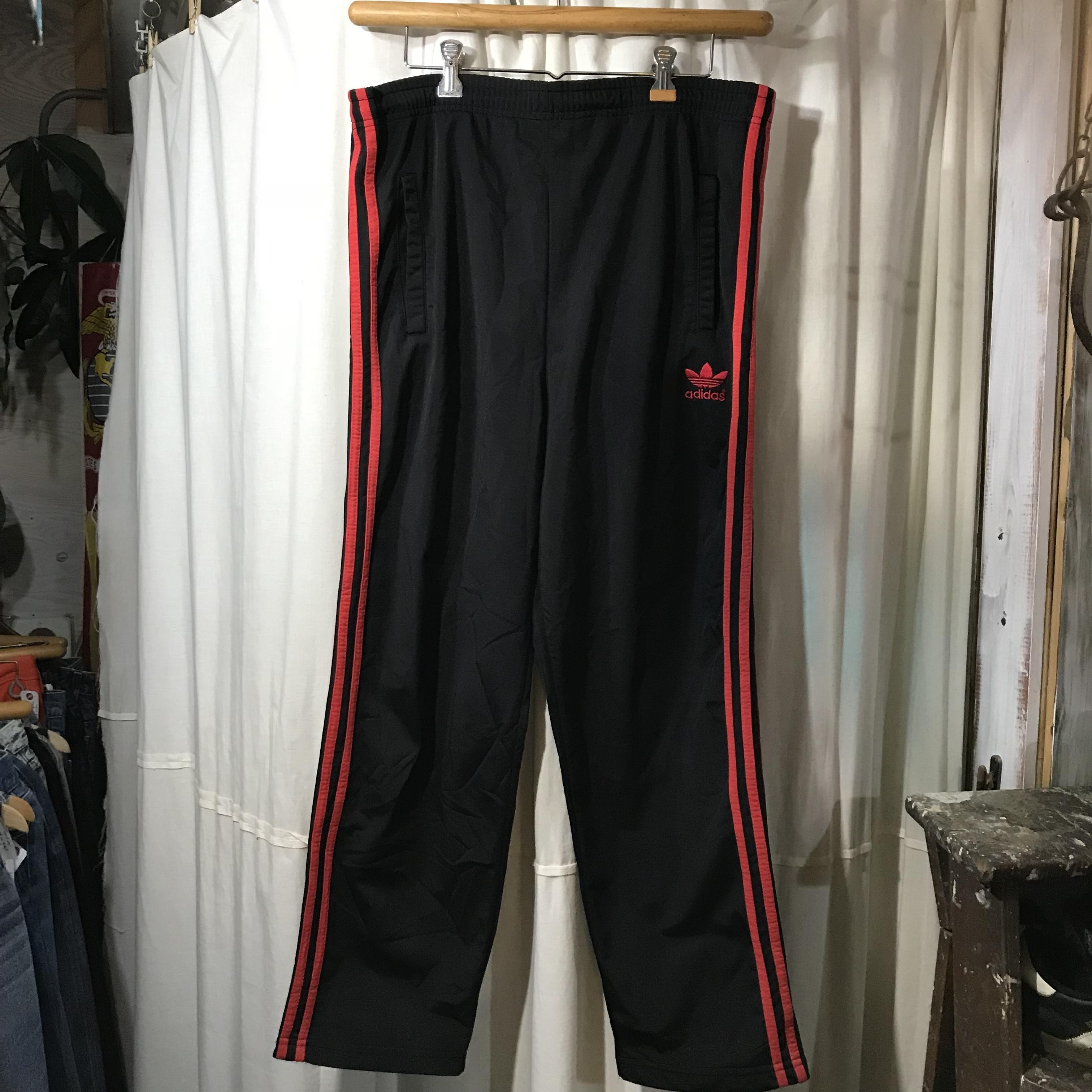adidas アディダス トラックパンツ ジャージ Free size