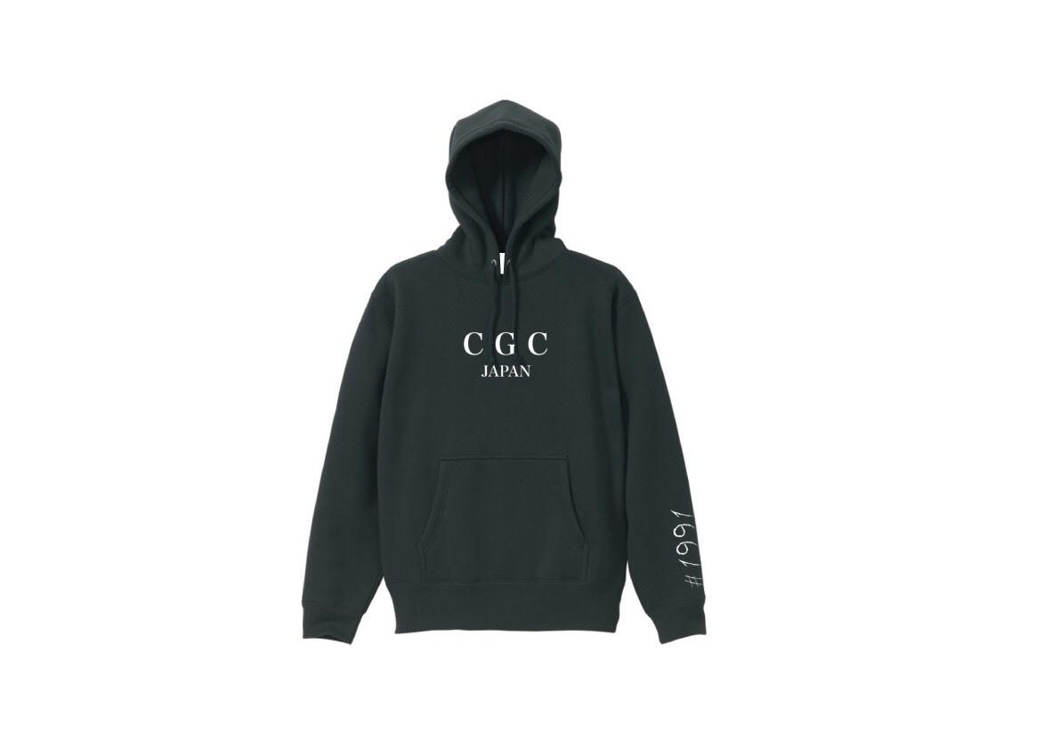 coguchi CGC hoodie (bk/wh)