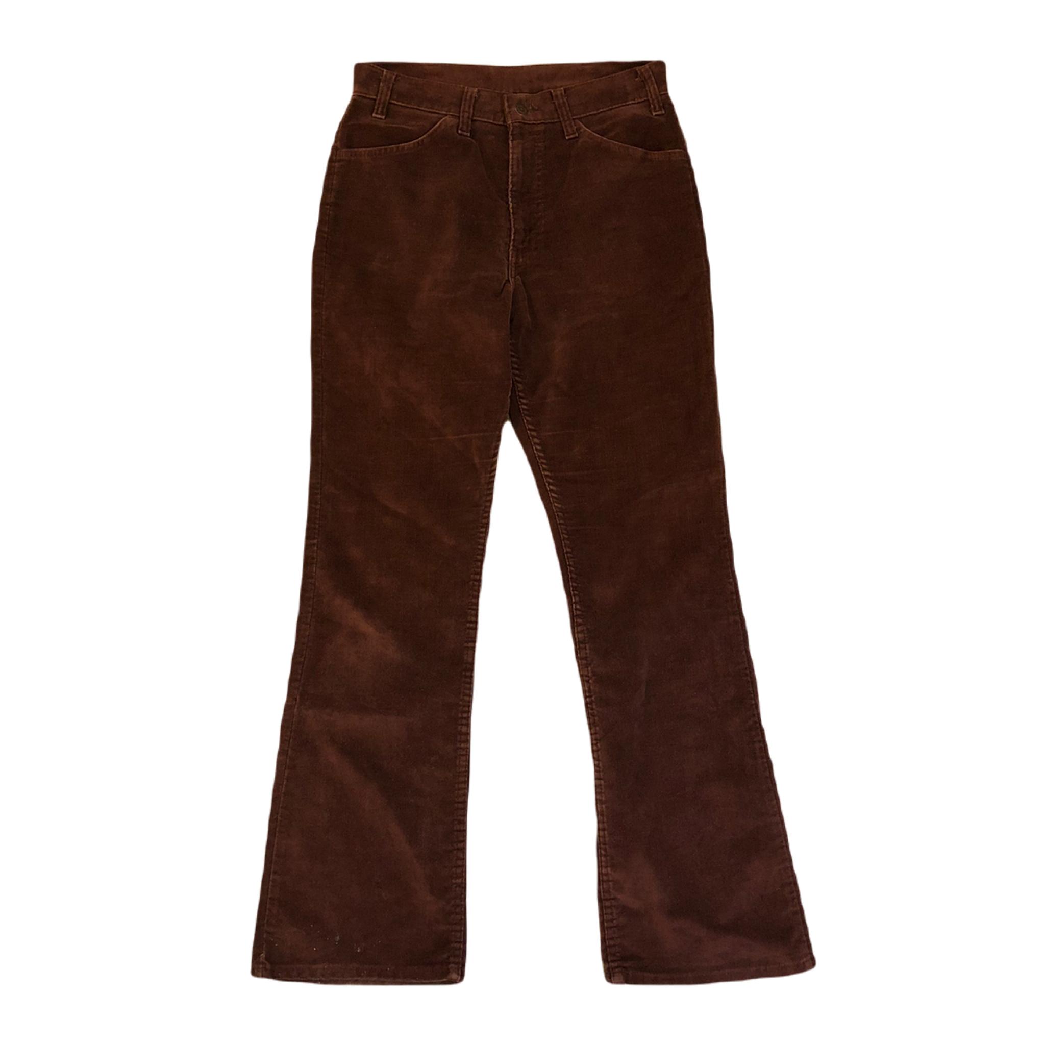 Levi's 517 Moleskin Pants ¥8,600+tax