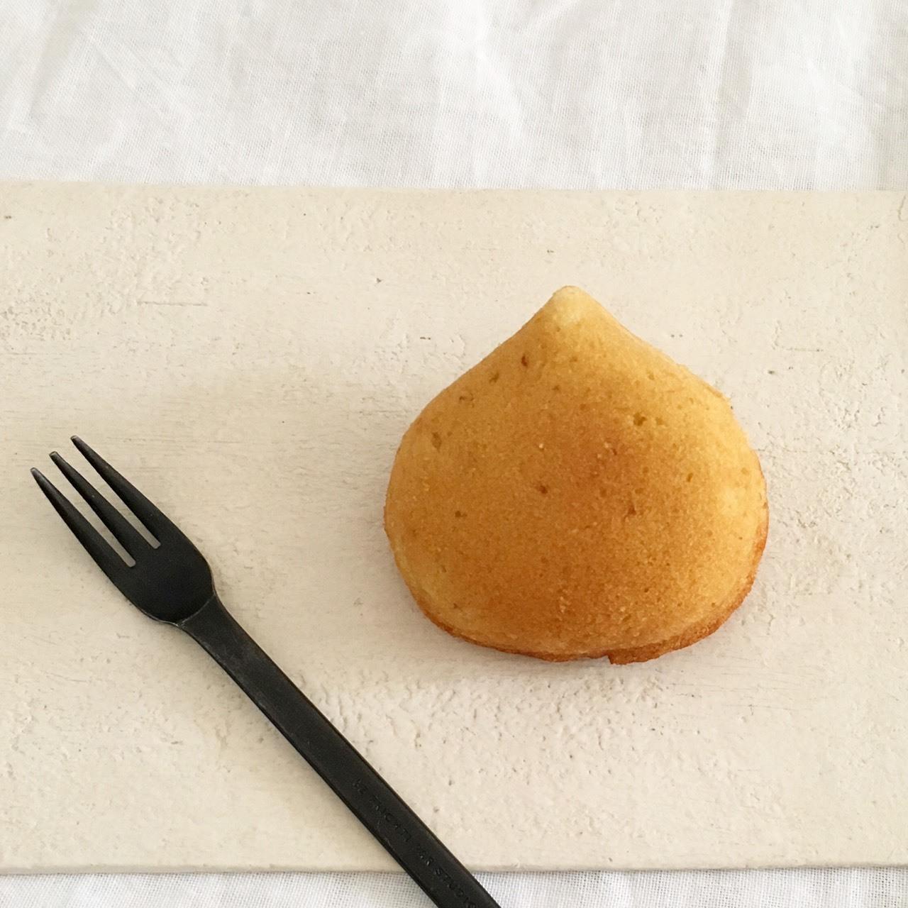 [秋限定]栗のケーキ
