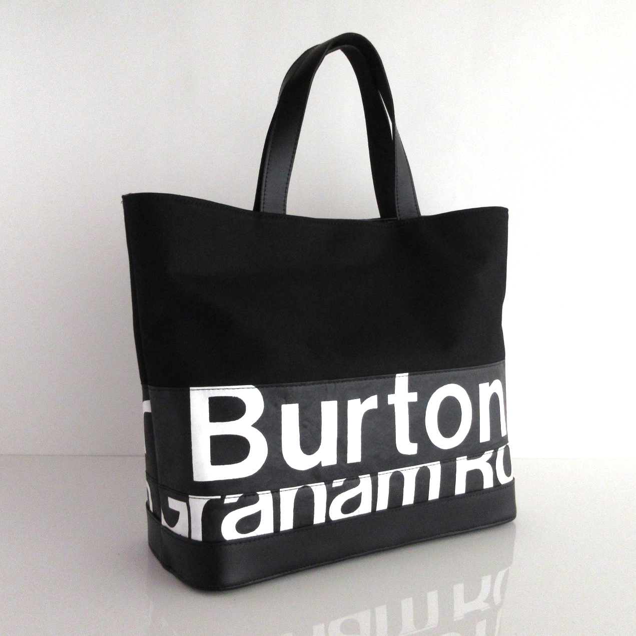 Tote Bag (S) / Black  TSB-0025