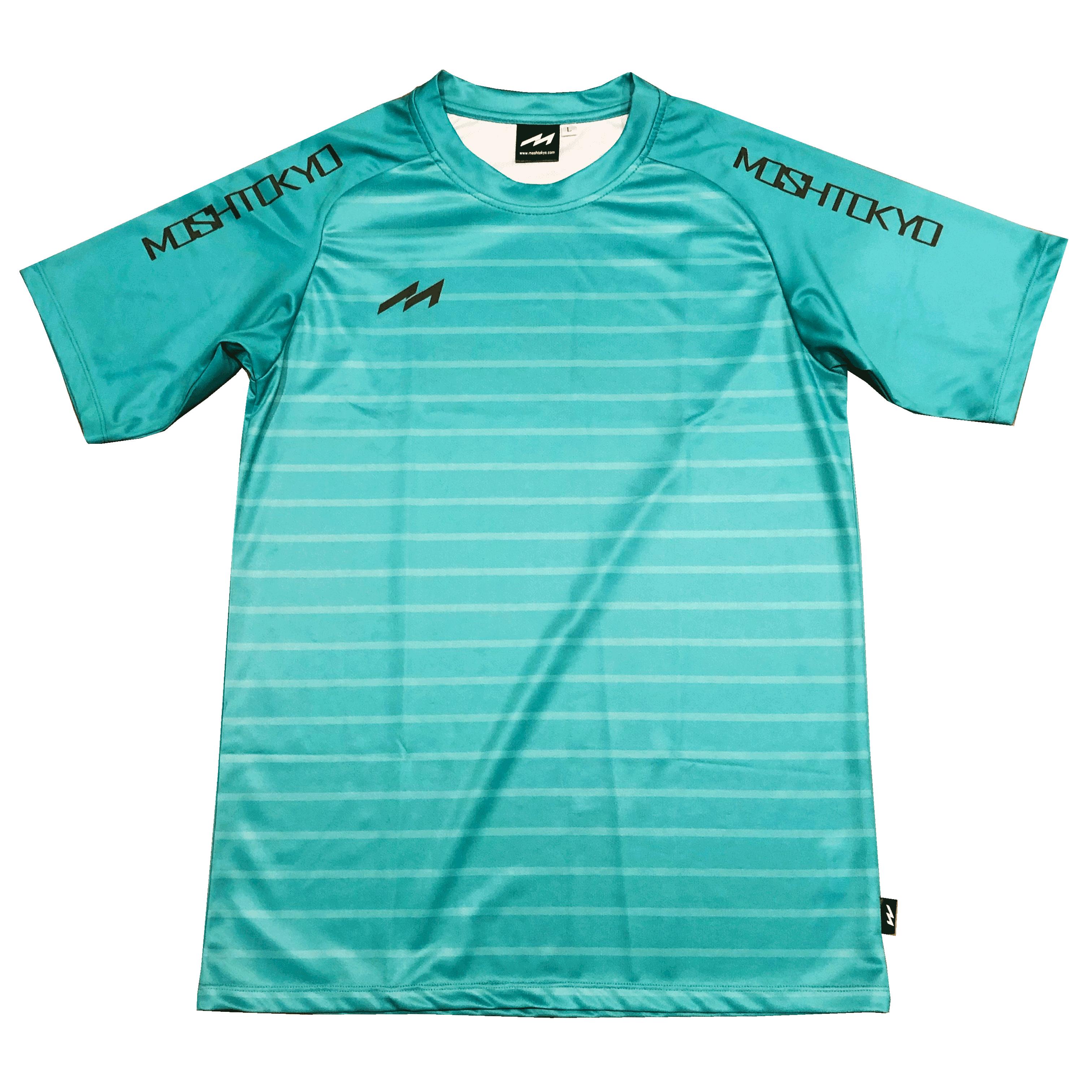 Shadow Boder Shirts Shirts (MHS-2010 E-GRN)