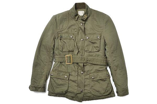 POLO JEANS Ralph lauren miritary jacket/ralph lauren