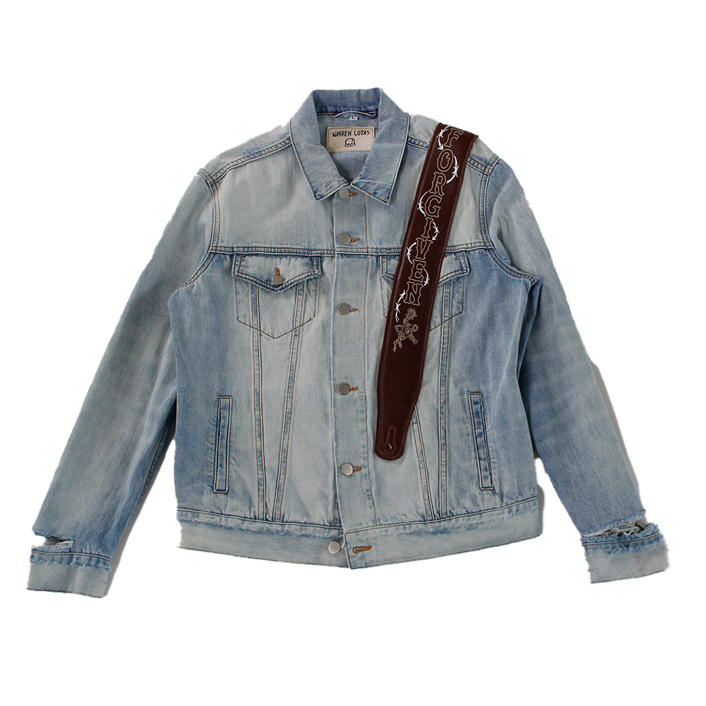 WARREN LOTAS Denim Jacket