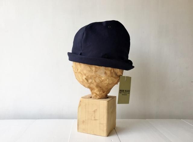 LINEN ROPE HELMA HAT | BLACK 【M】