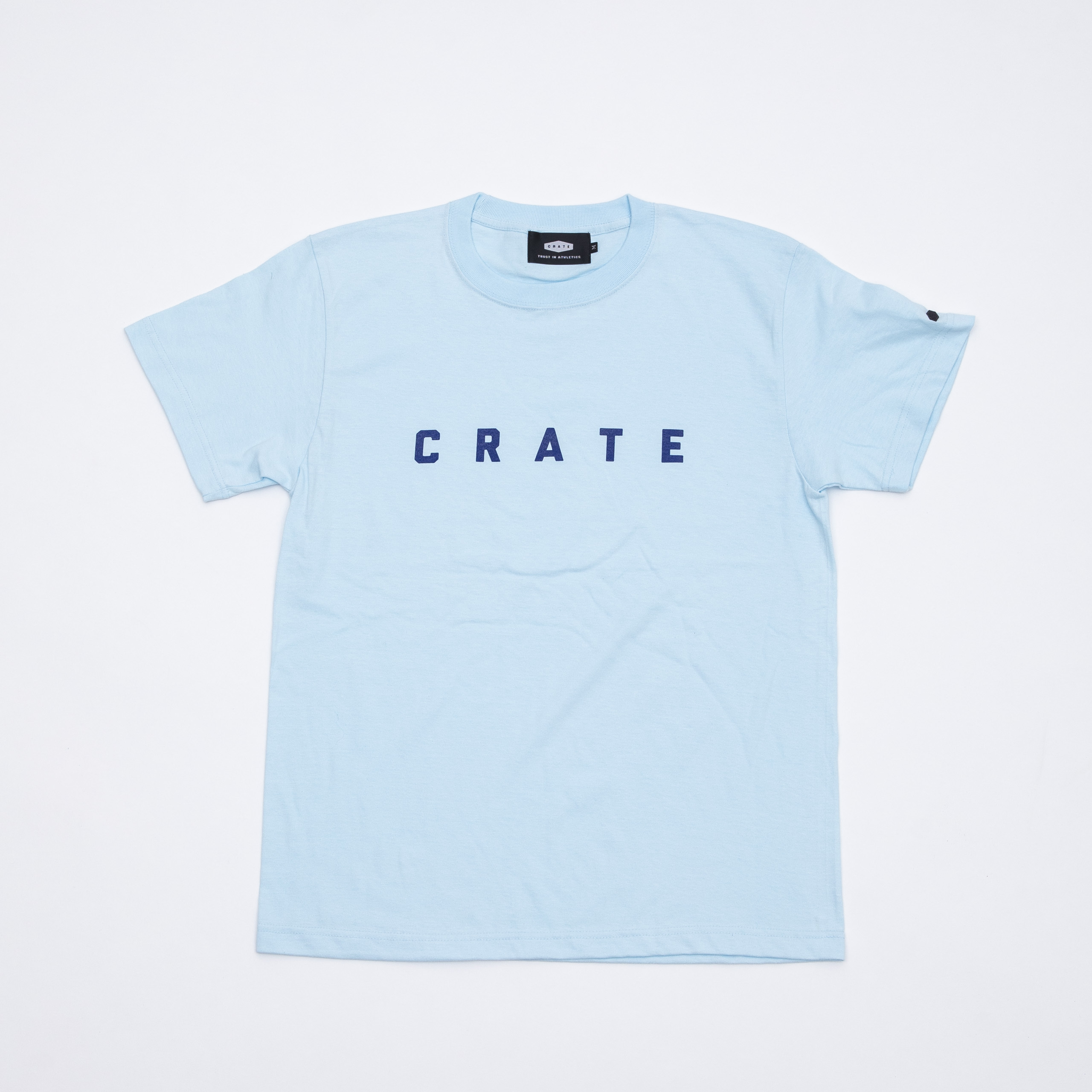 CRATE Color T-Shirts Blue