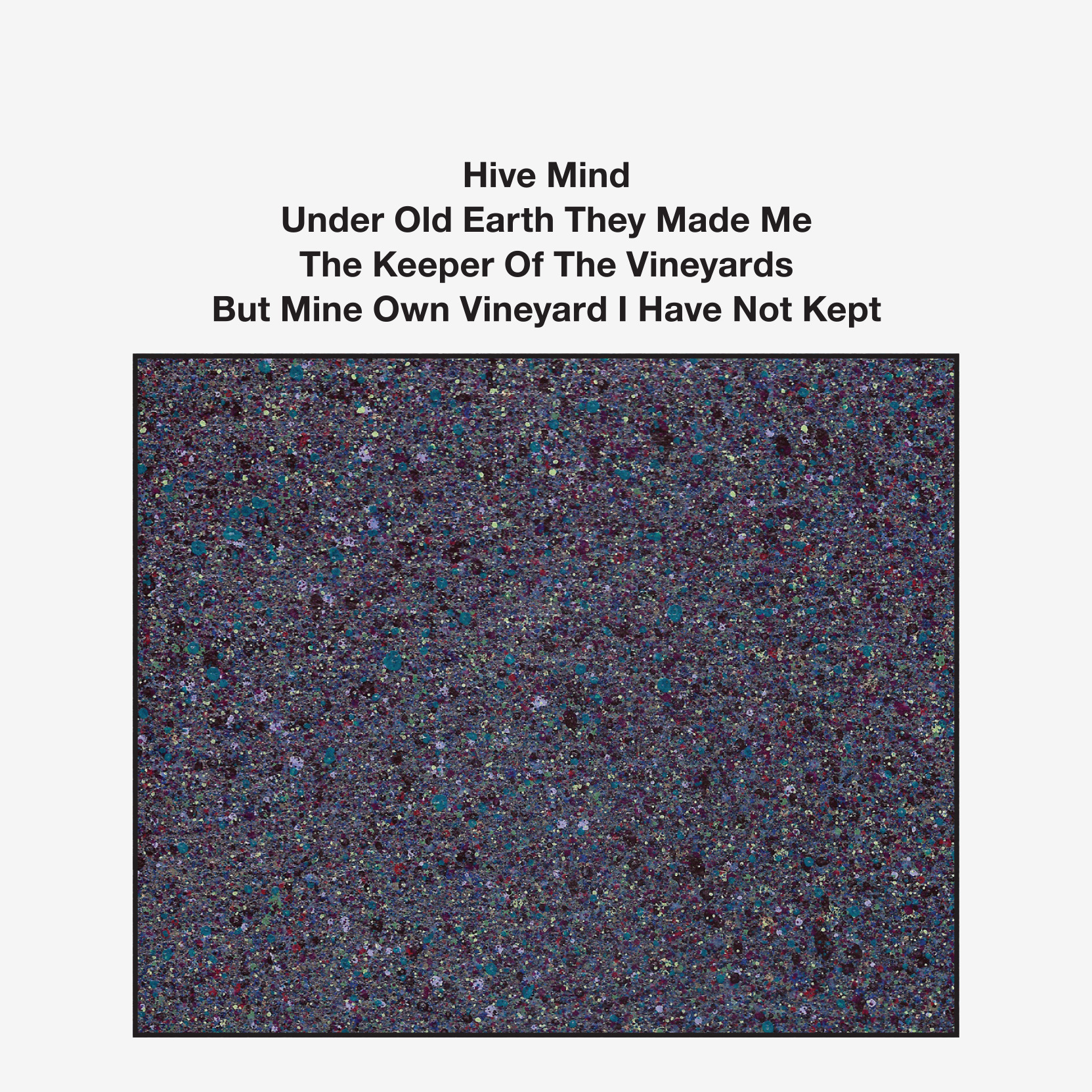 Hive Mind - Under Old Earth  CD - 画像1