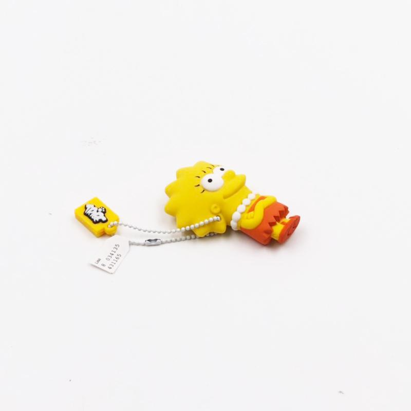 "USBメモリ SIMPSON ""LISA"""