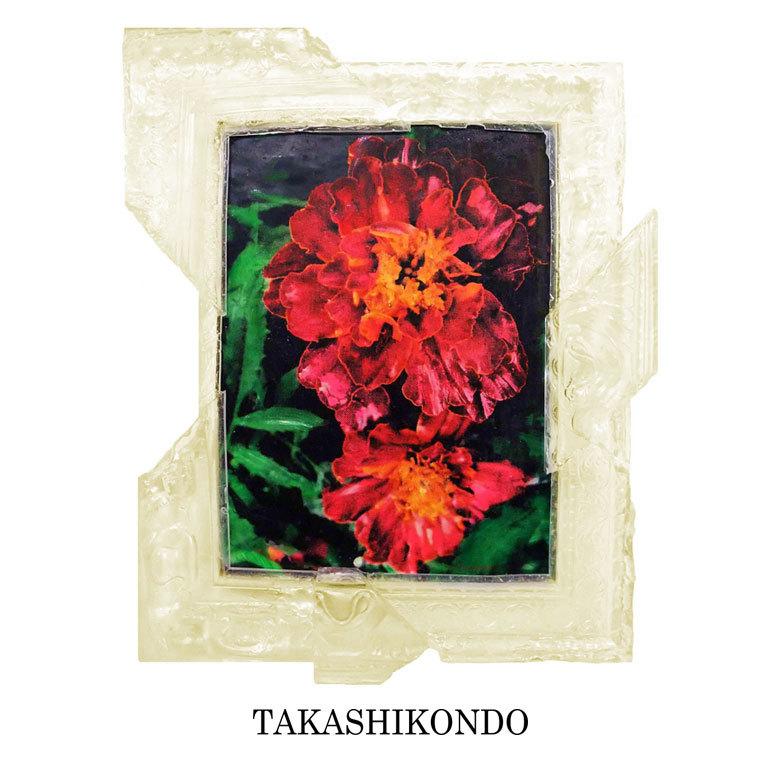 TAKASHIKONDO 絵画 Rasin Frame Series (Clear)